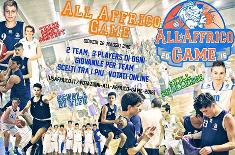 All Affrico Game
