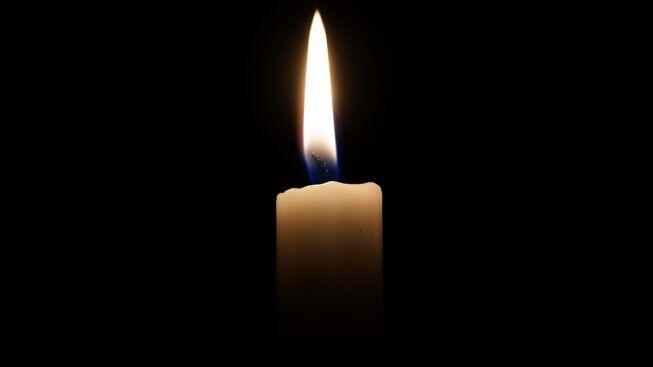 candela-lutto